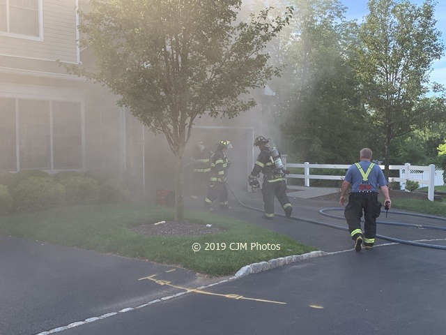 07-01-2019 Pine Valley Way Fire - Livingston Fire Department